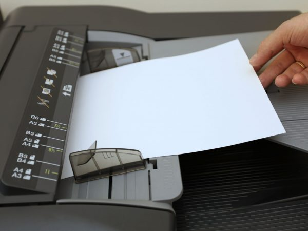 14972656 – making copies on the laser copier machine