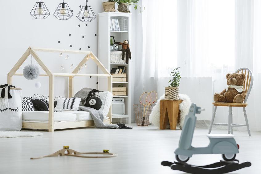 Letto Montessori