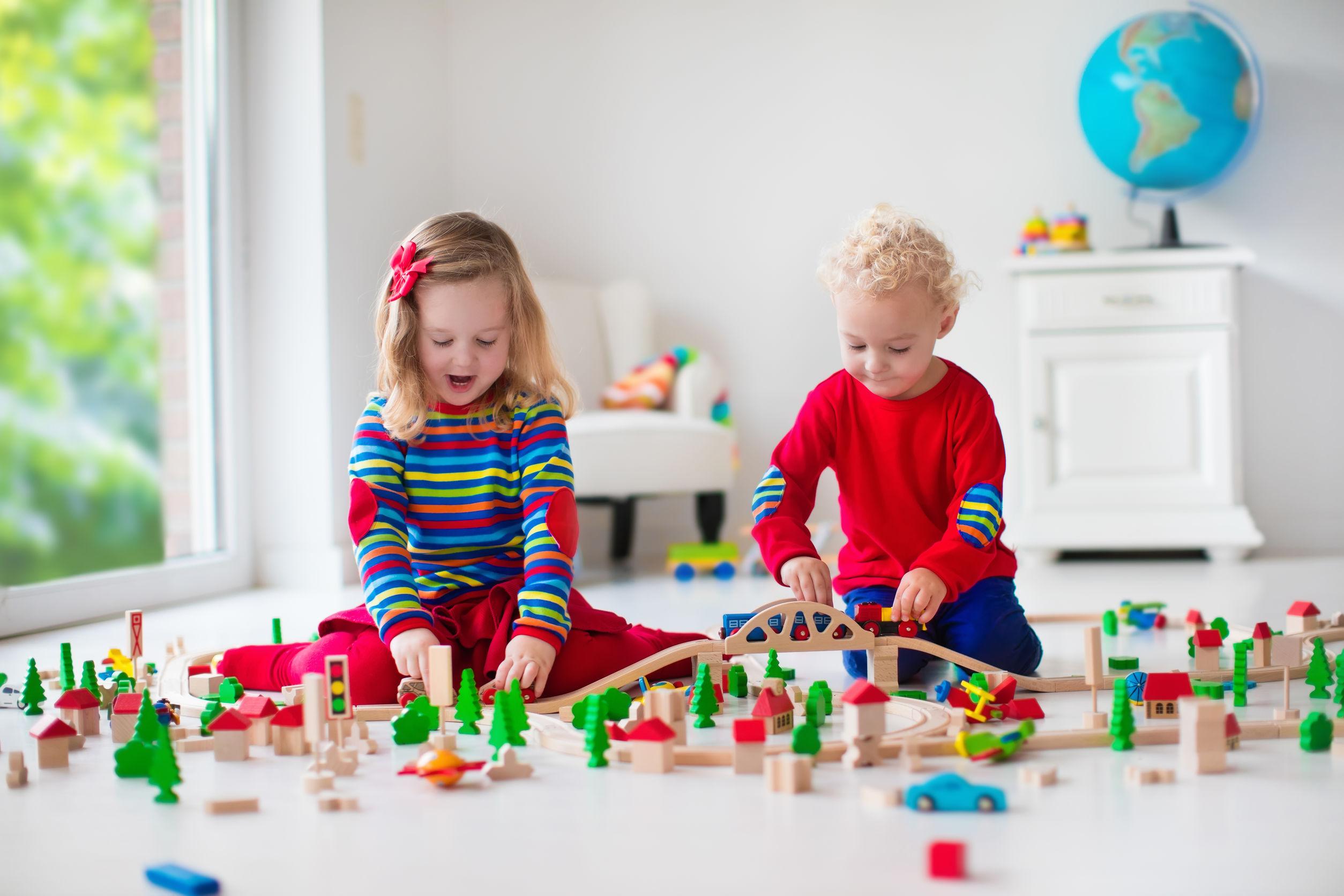 Giochi per bambini di 2 anni