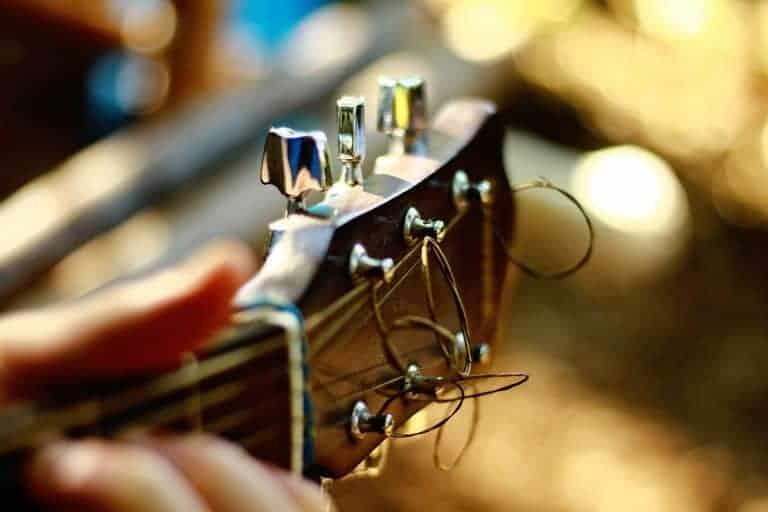 Parte della chitarra