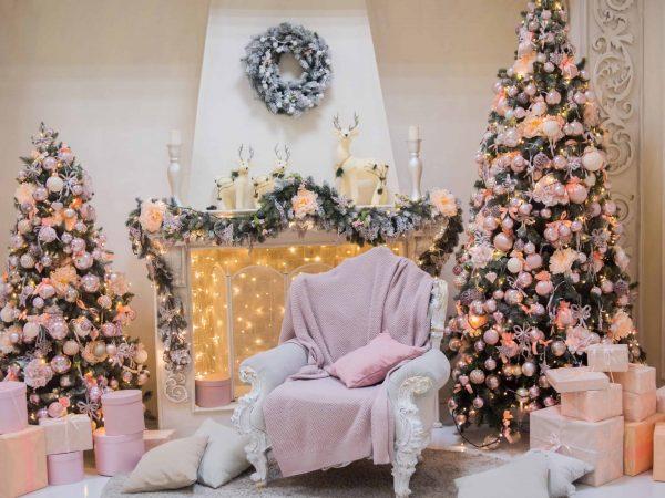 Alberi di Natale e addobbi