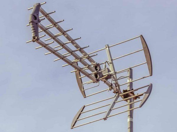 Antenna TV da tetto