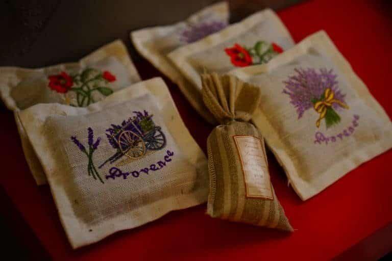 Sacchetti aromaterapia