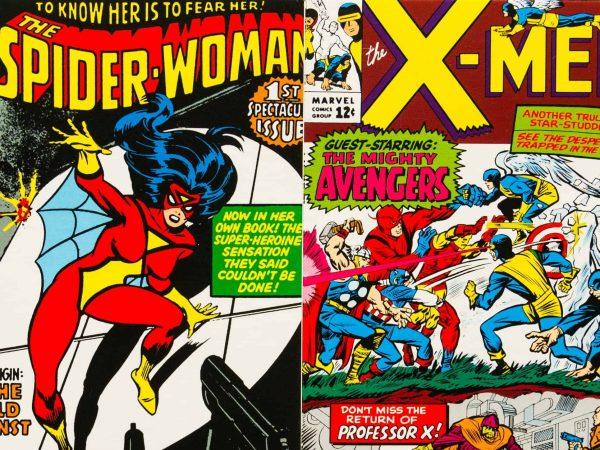 Due fumetti americani