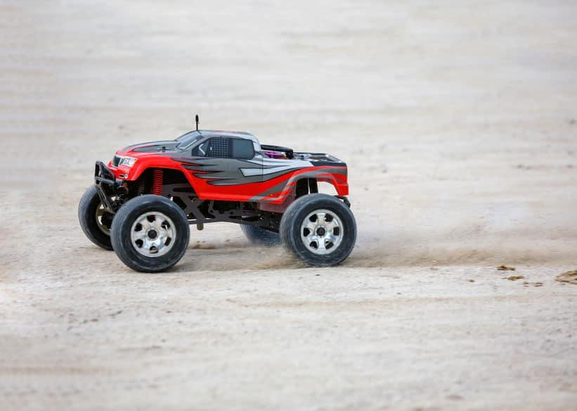 Macchina telecomandata monster truck