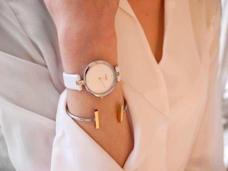 Elegante orologio da donna