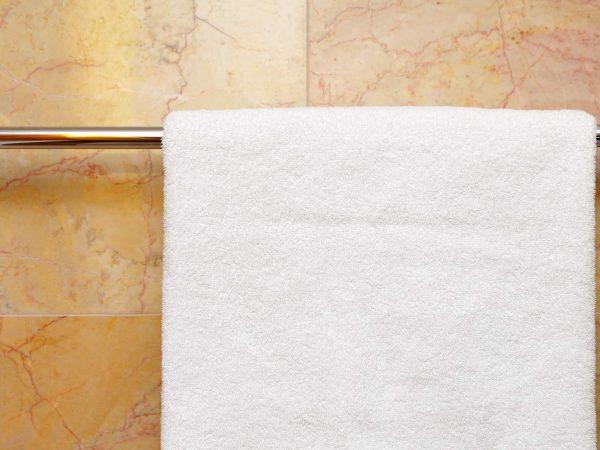 Un porta asciugamani
