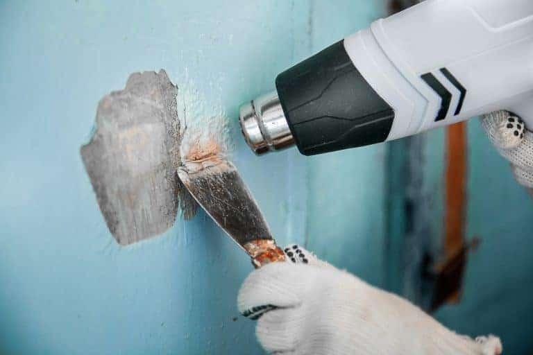 Termosoffiatore su parete