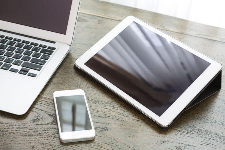 Tablet, telefono e PC
