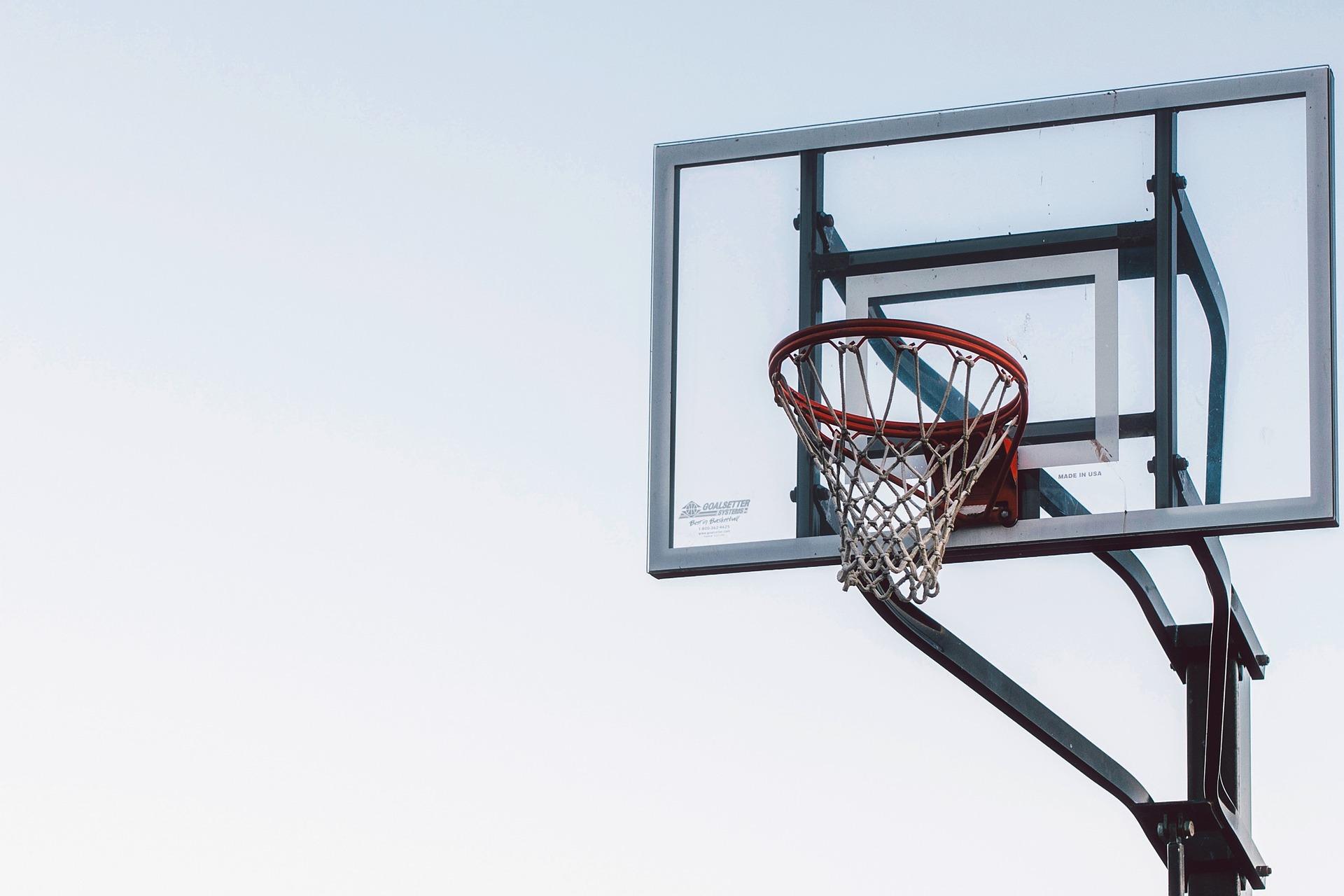 Canestro da basket da esterno