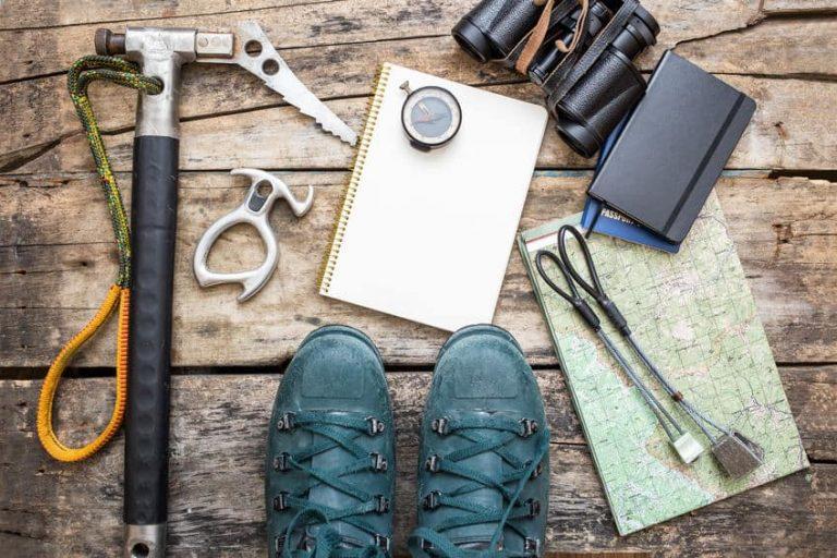 Materiale vario per alpinismo