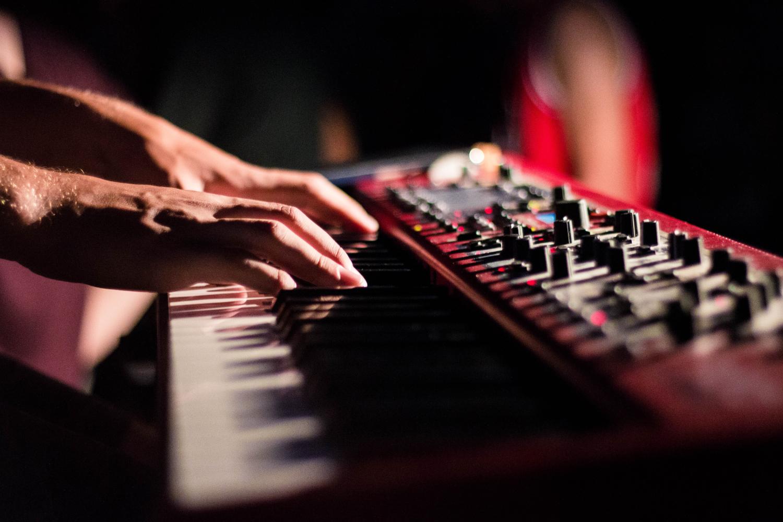 teclado de concierto
