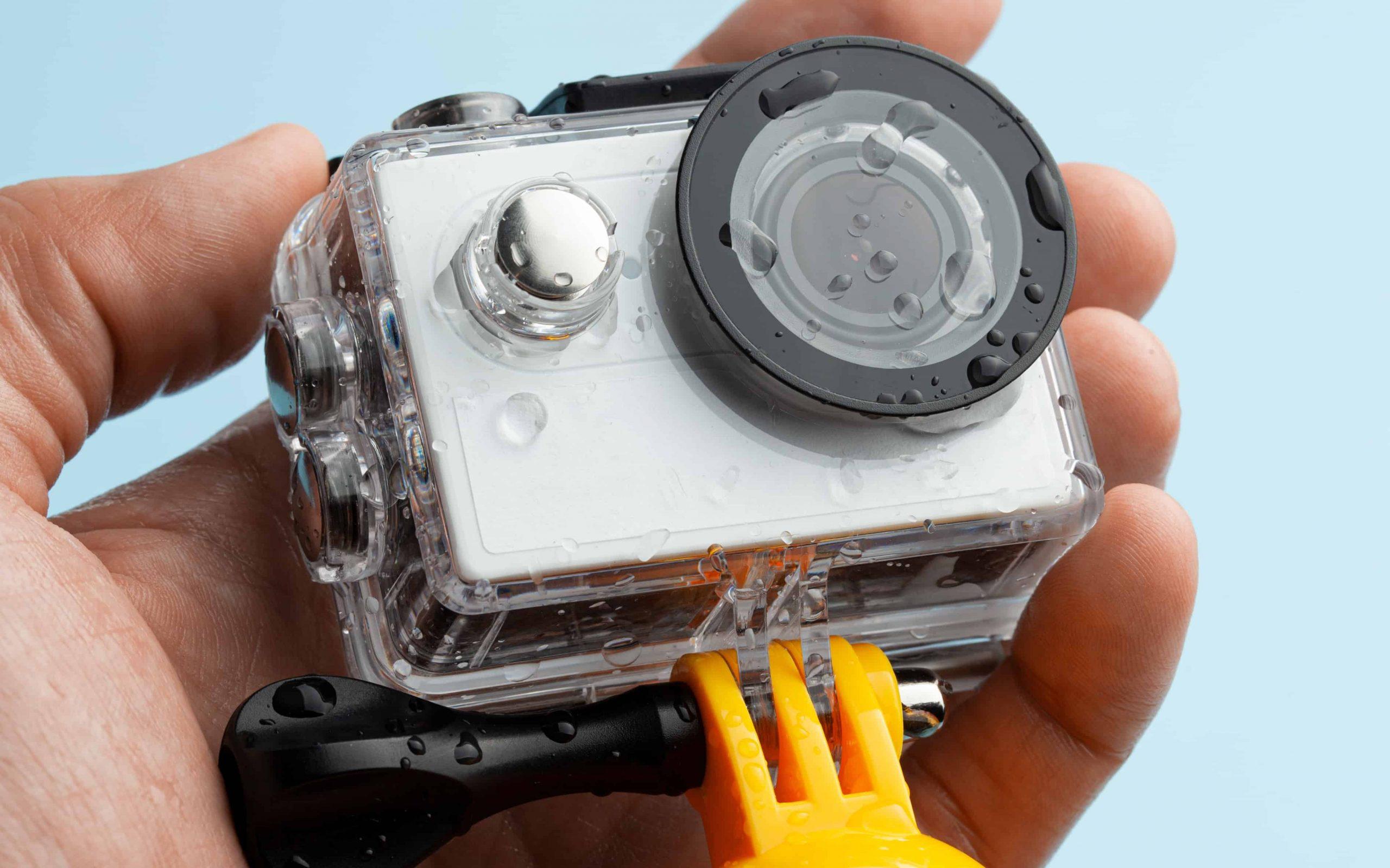 Una action cam