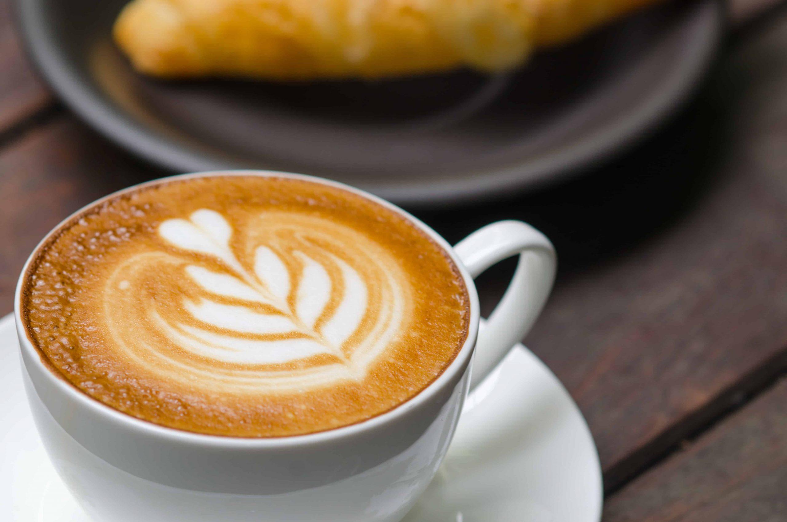 Tazza di caffè macchiato