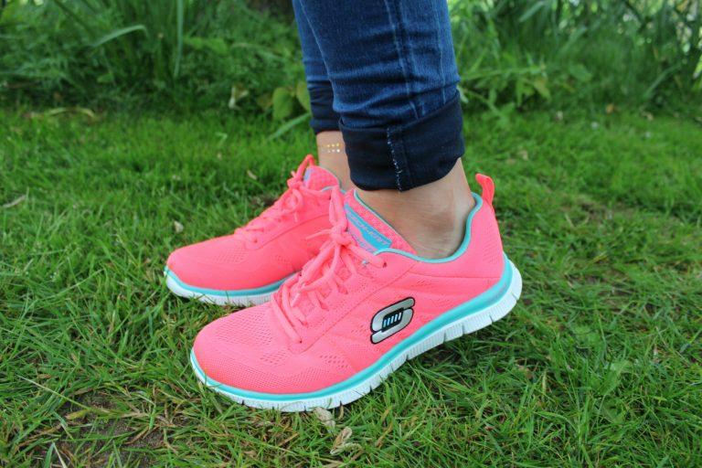 Skechers rosa
