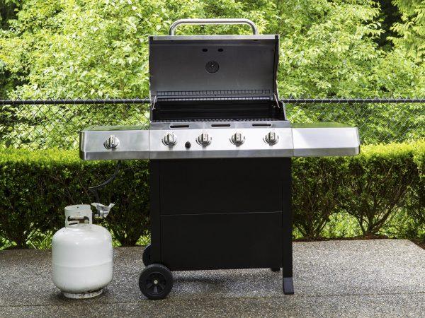 Un barbecue aperto
