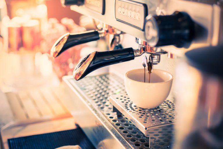 Macchina da caffè da bar