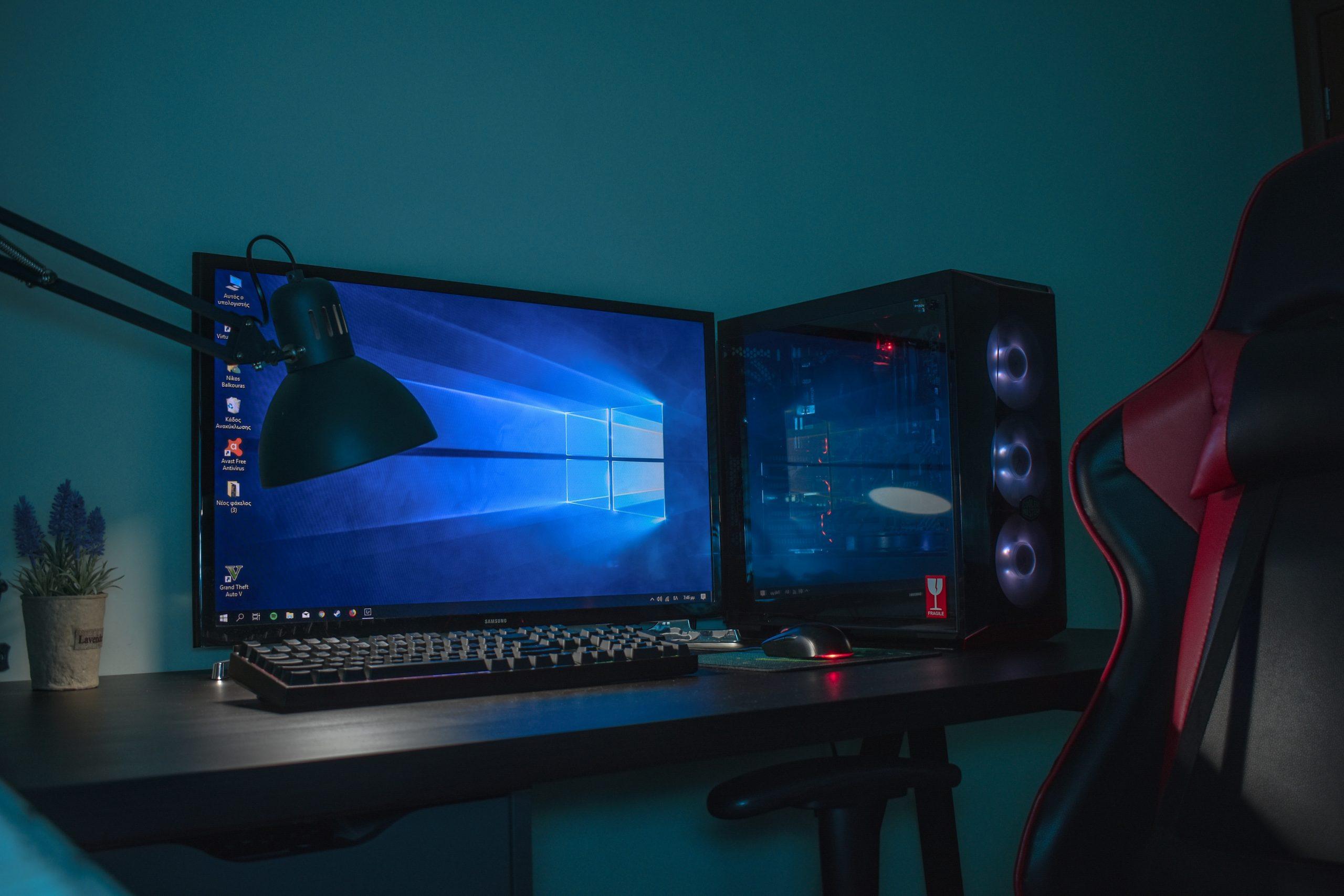 Un PC da gaming
