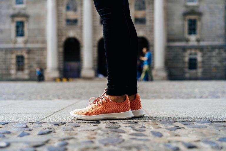 Skechers arancioni
