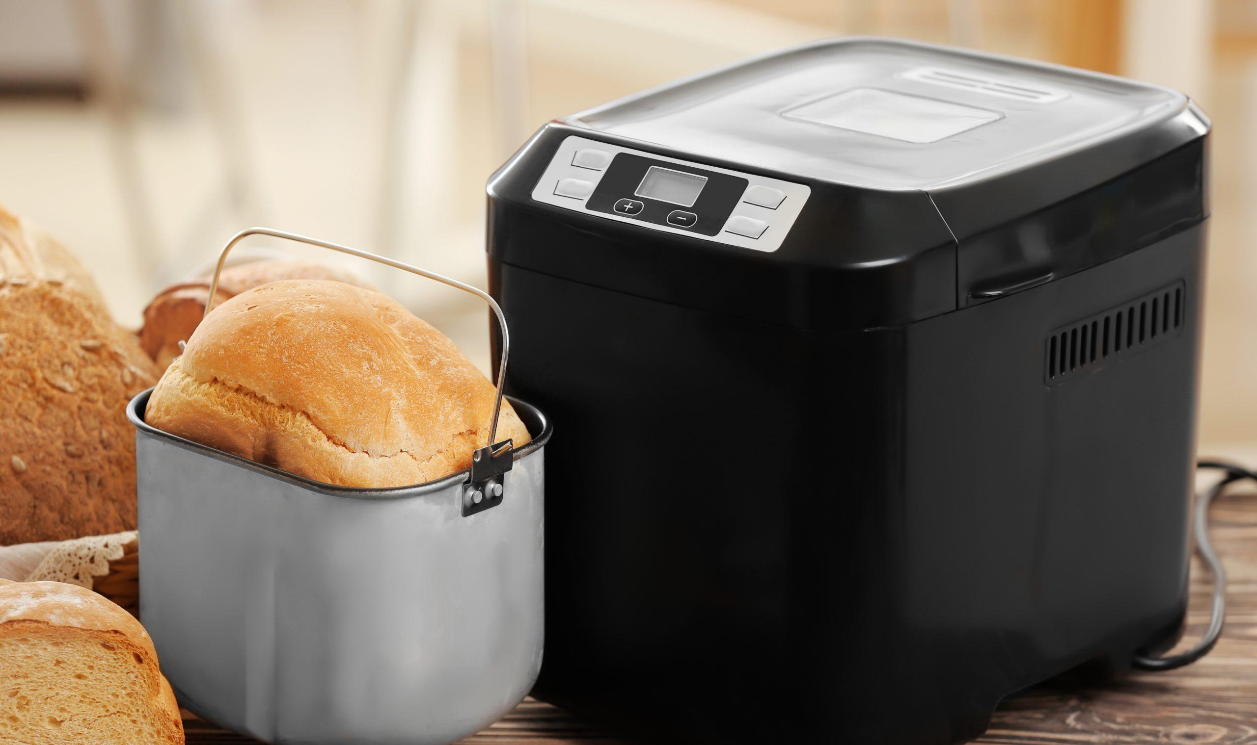 Macchina del pane nero