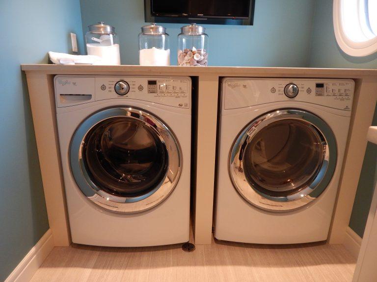 Lavatrice e asciugatrice