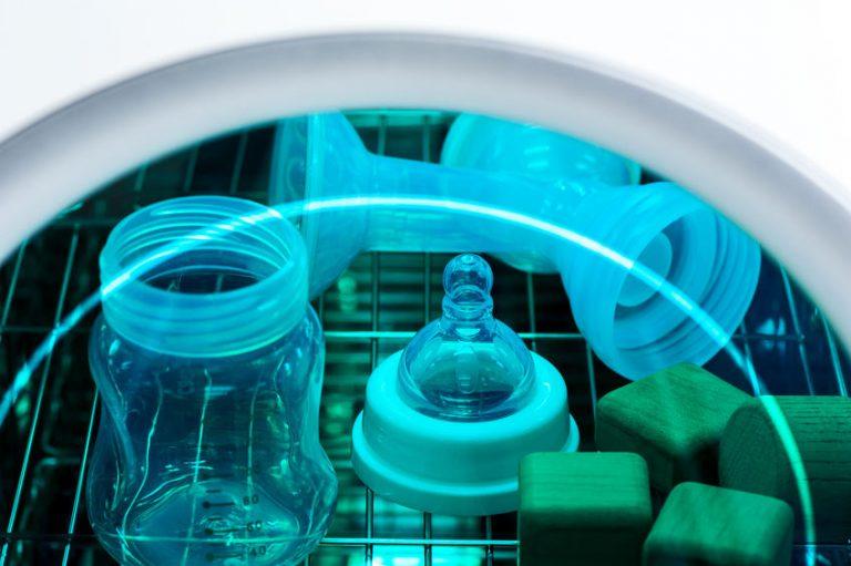 Sterilizzatore biberon