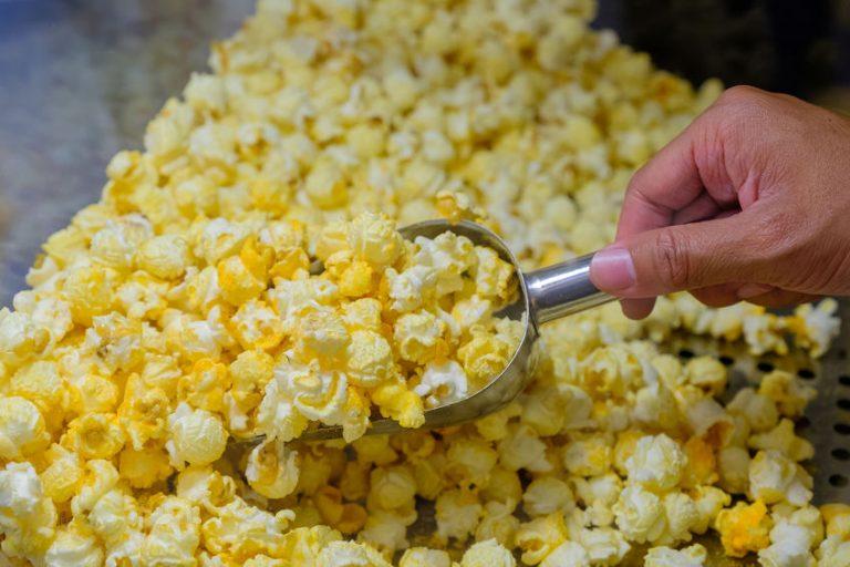 Tanti popcorn