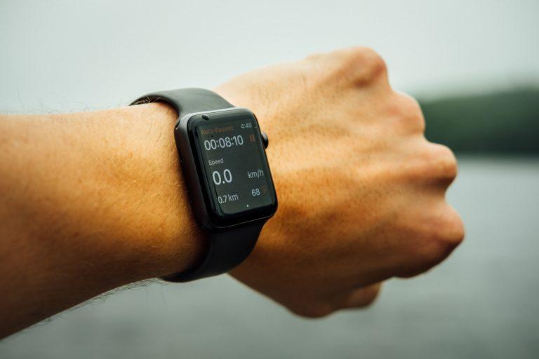 Smartwatch quadrato