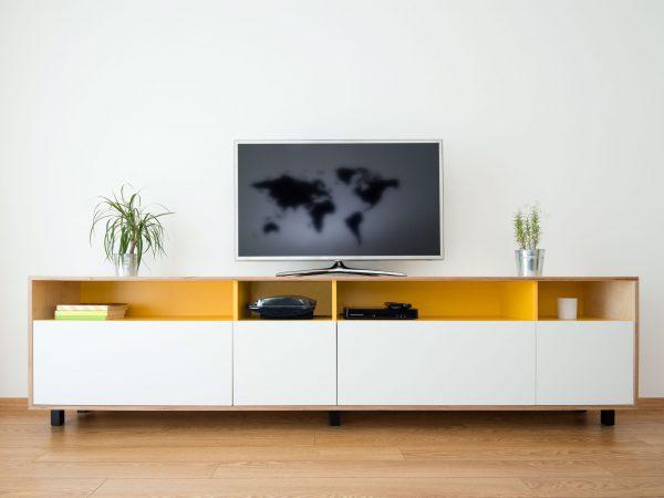 Una TV sul mobile