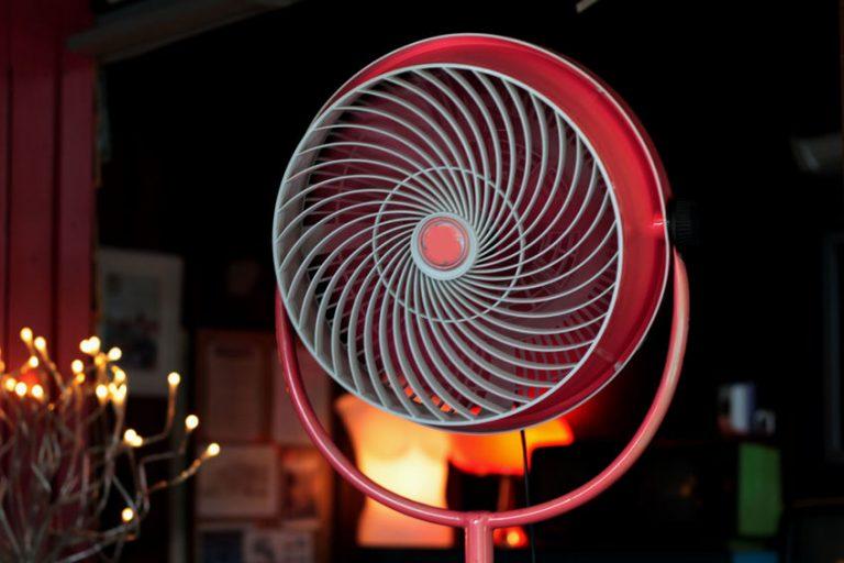 Un ventilatore piccolo