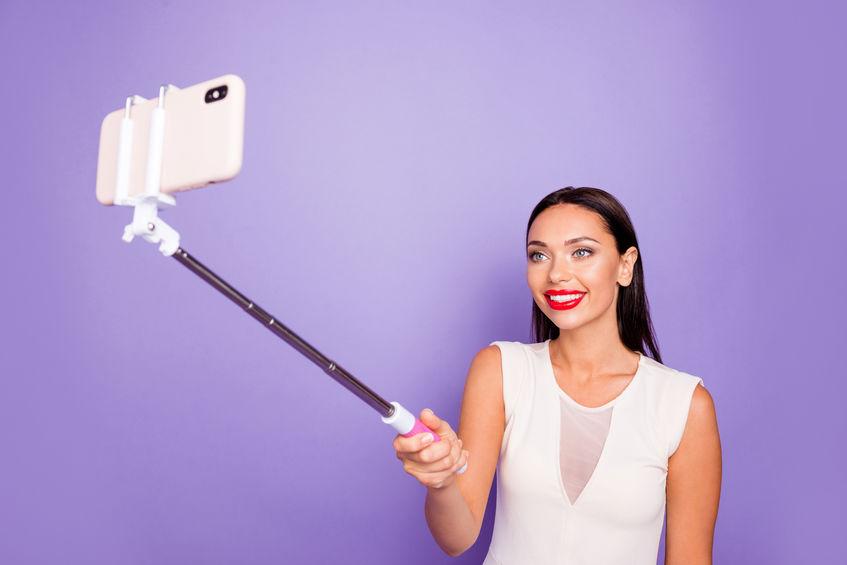 bastone da selfie