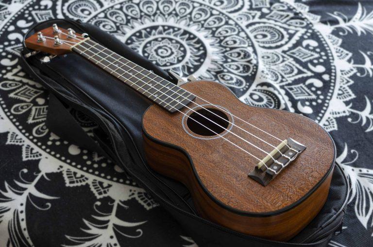Un ukulele
