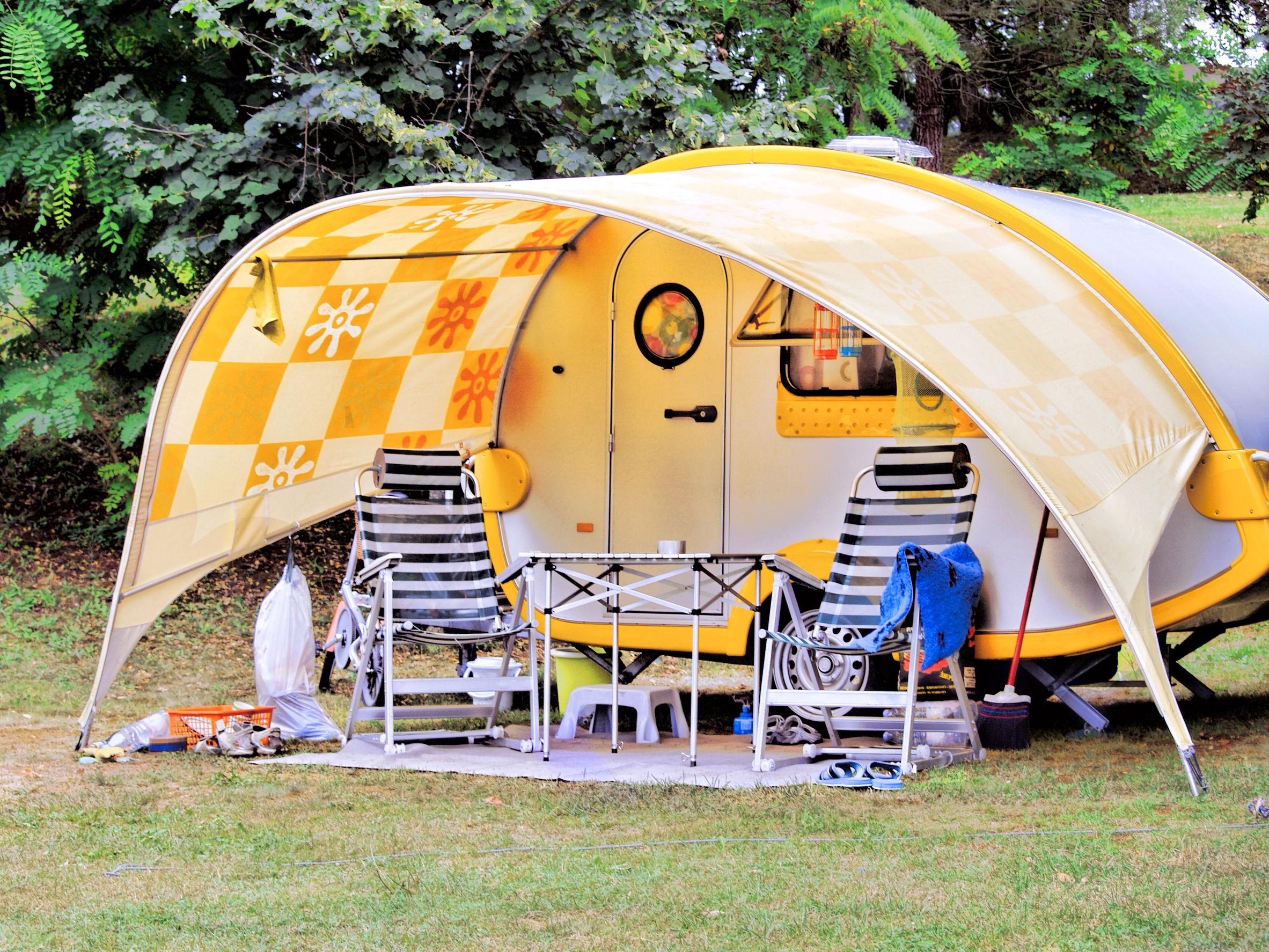 Una postazione camping