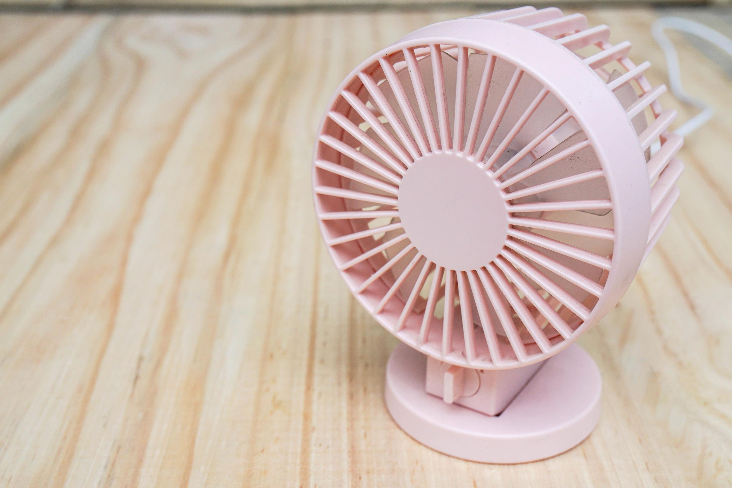 Un ventilatore mini