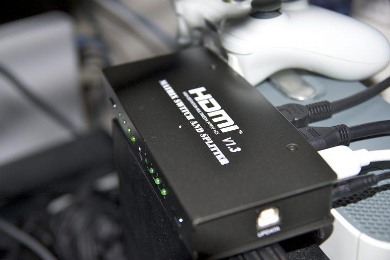 Uno splitter HDMI