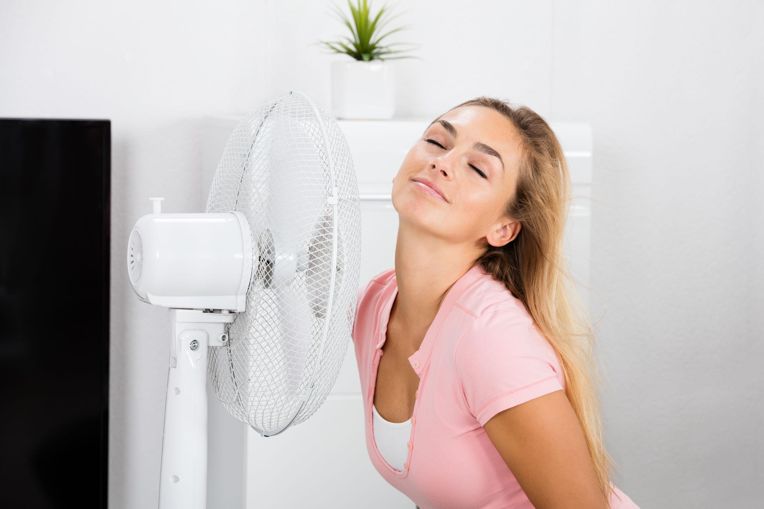 Ventilatore ad acqua