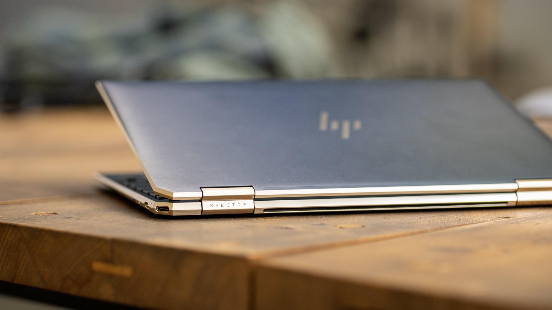 Un portatile HP