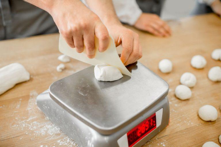 Bilancia da cucina professionale