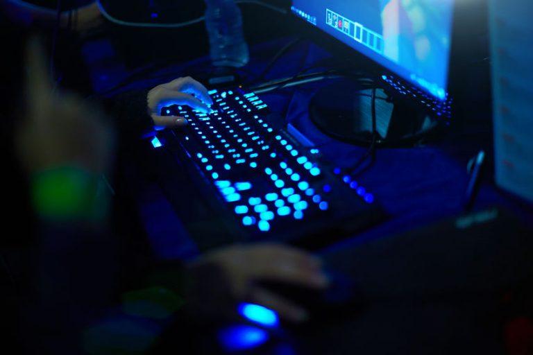 Postazione da gaming