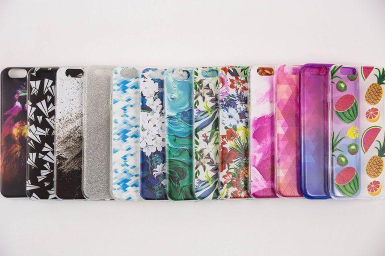 Varie cover per smartphone