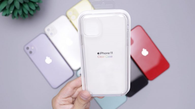 Cover per iPhone di diversi colori