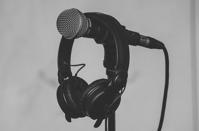 Cuffie e microfono