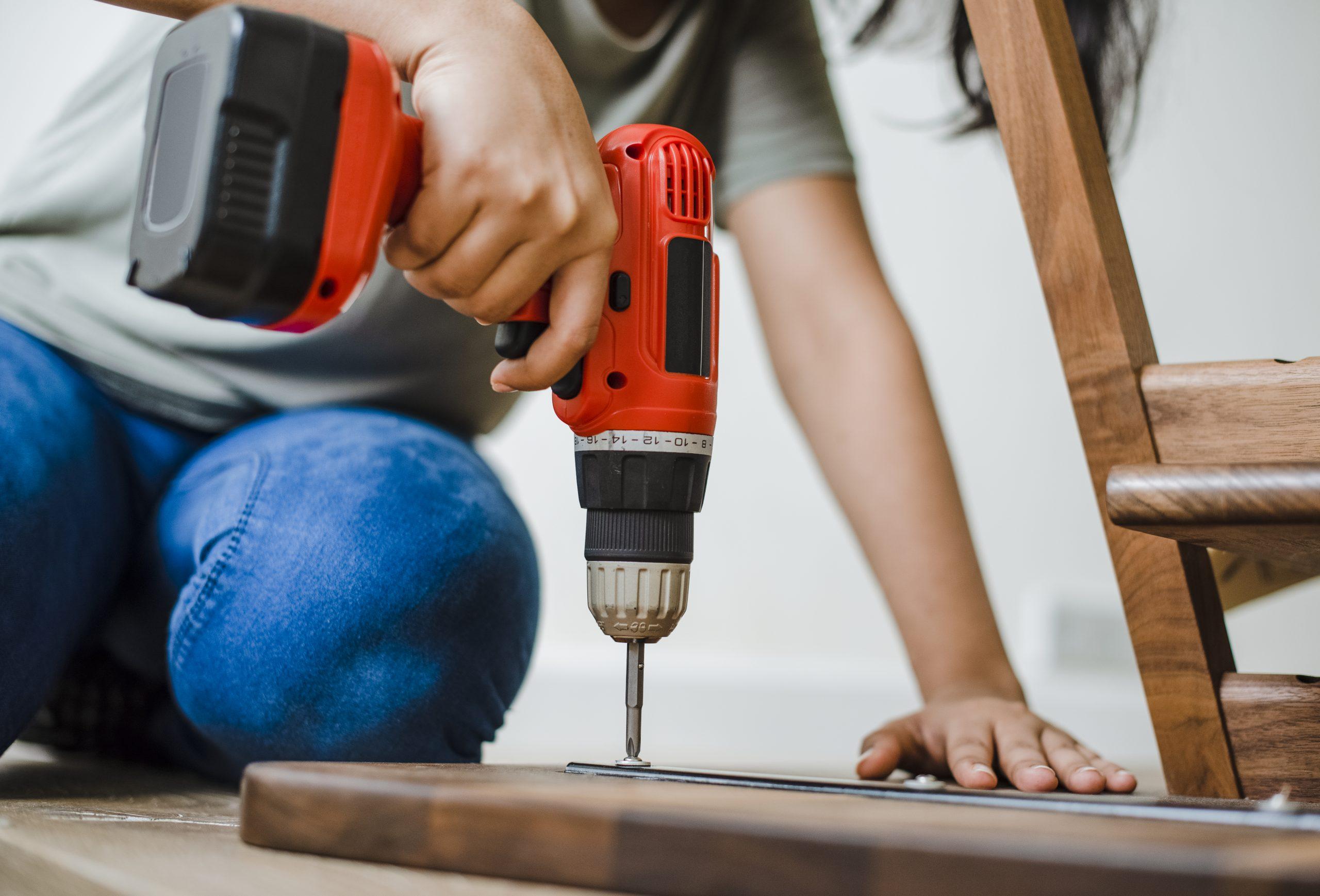taladro para madera