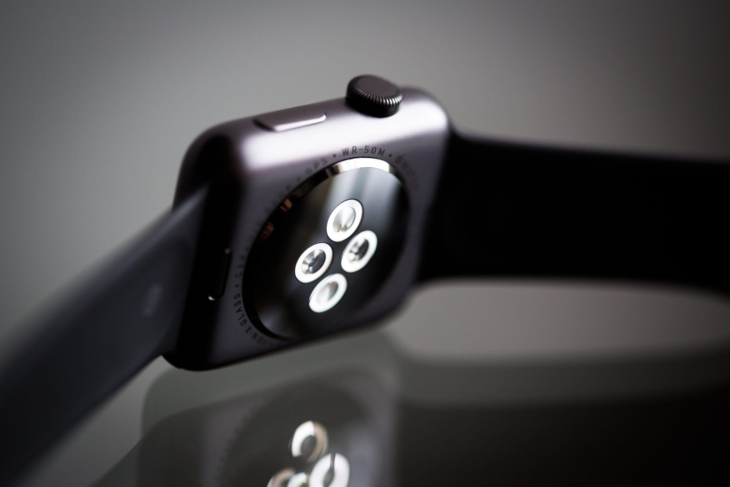 sensores de smartwatch