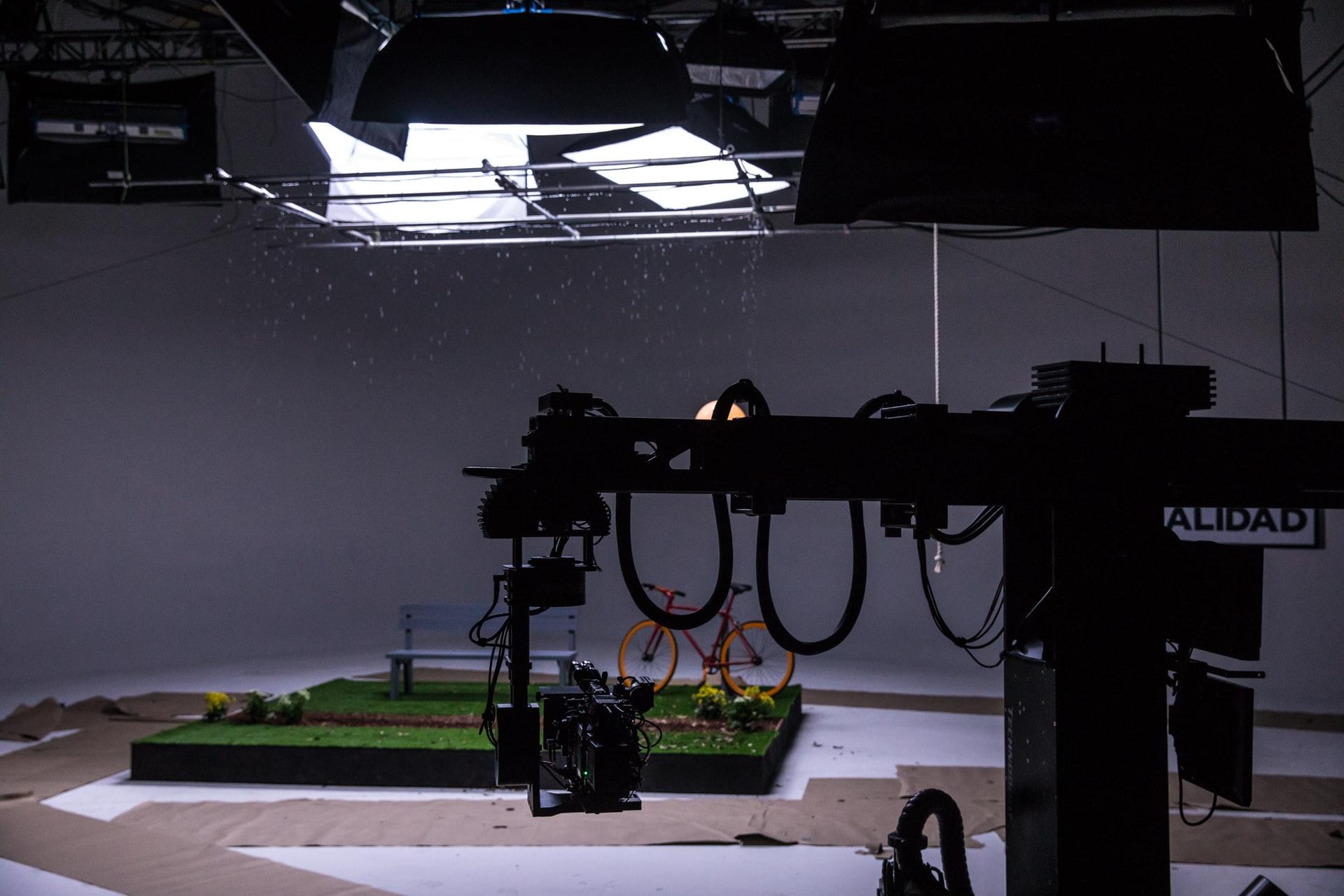 filmando pelicua