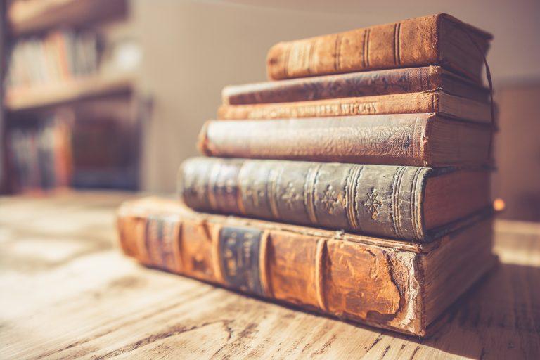 Libros ordenados