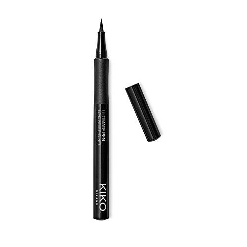 KIKO Milano Ultimate Pen Eyeliner - 01 | Eyeliner a Lunga Tenuta in Penna