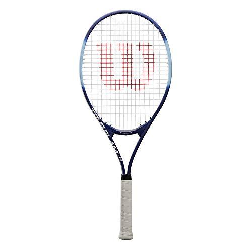 Wilson Tour Slam Lite, WRT30210U3 Racchetta da Tennis, Tennisti Amatoriali e Principianti, Viola/Blu, Manico 3