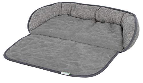 Kerbl Emalia - Cuscino per divano, 60 x 40 x 12 cm