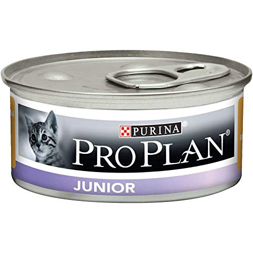 Pro-Plan Lattina per Gattini, 24 x 85 g